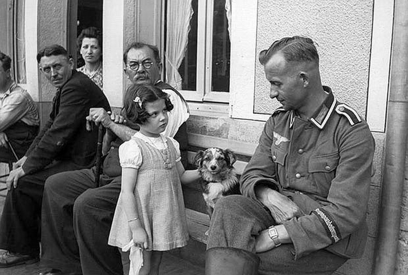 История в фотографиях. WW2