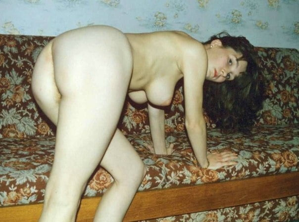 Наши. Любительская эротика времен фотостудий Кодак
