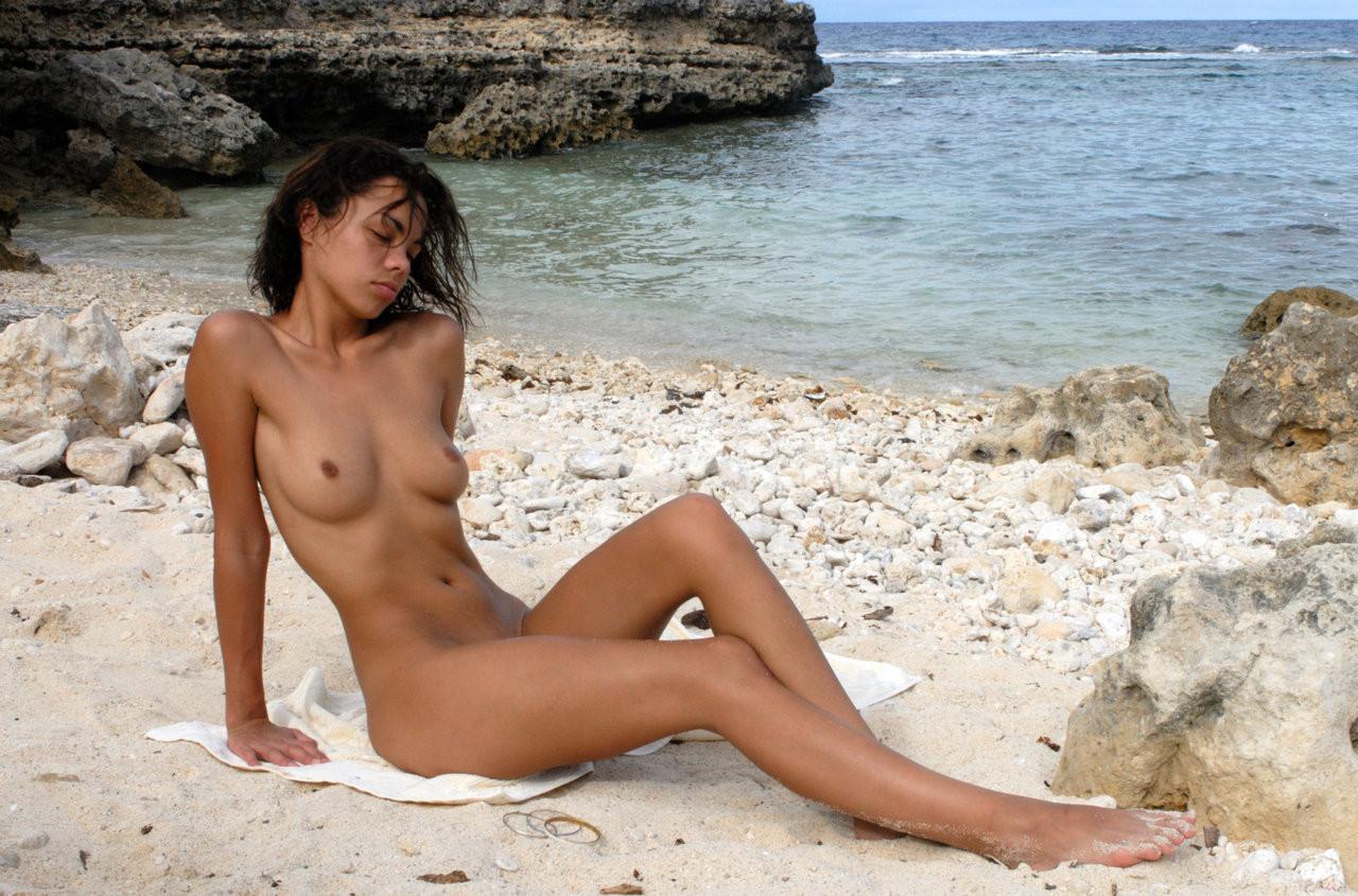 Gorgeous Nudist